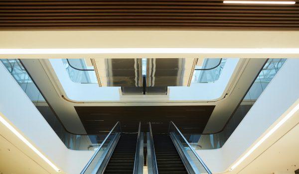 Escalator in Architectural Design